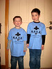 School shirts  I snapped this picture, and I couldn't believe how they DON'T look my little babies any more!