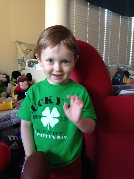 Happy St  Patrick's Day — at Stephen's Den of Sin