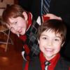 Zach and Evan Looking good! 2013