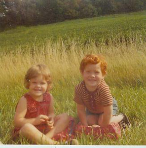 The early years    — Samantha with Stephen J Sullivan