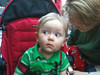 Attending Samuel's first (St  Patrick's Day) parade