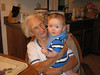 August 24, 2011 - Celebrating Great Grandma Meyers' 92nd Birthday
