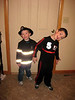 What you want to be when you grow up - Evan couldn't decide between a Jedi and a fireman    I figure he's a firefighting Jedi