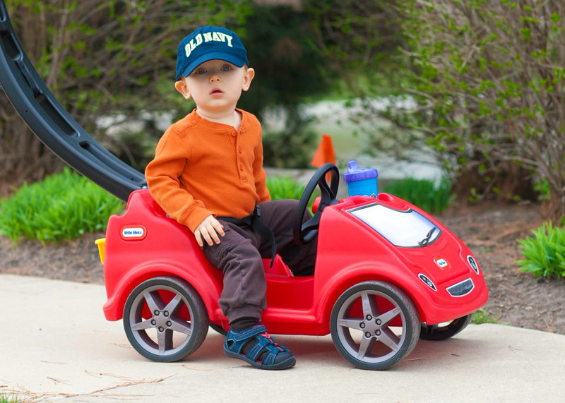 Do you like my new car, asked Samuel