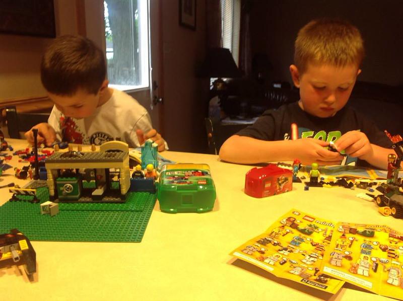 Welcome to Legoland, Indiana!