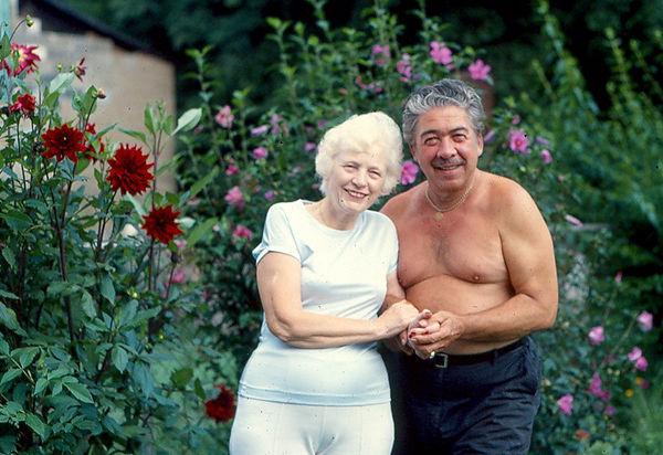 Aunt Grace and Uncle Shag