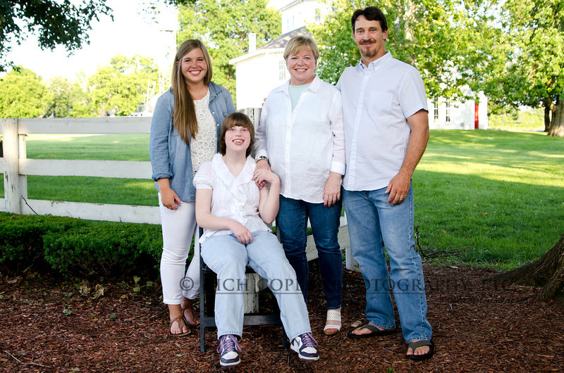 The White and Mosley families
