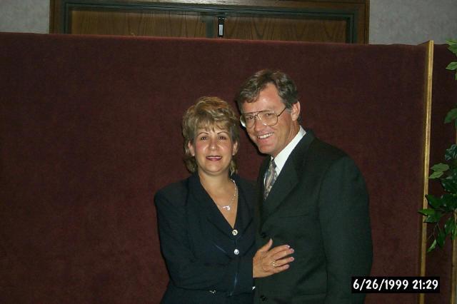 Tom and Linda