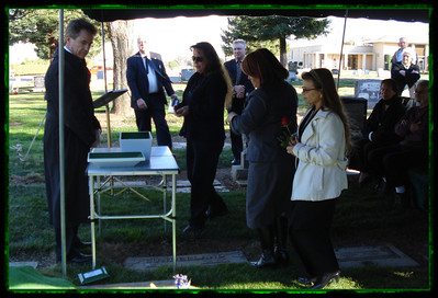 Tommy's Funeral