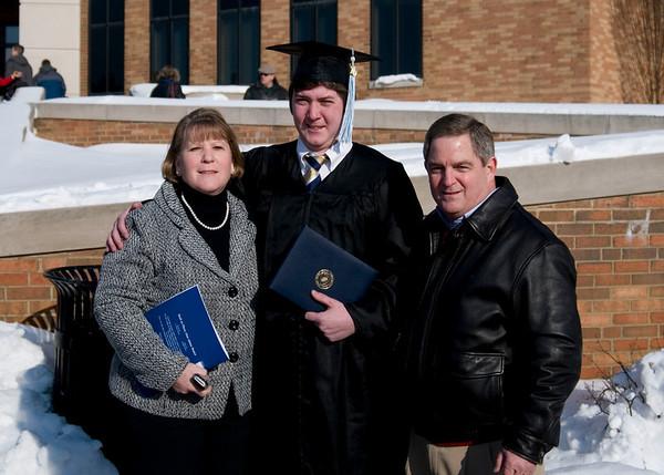 Tom's Graduation - Kent State, 12/18/10