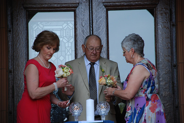 Tony & Nicki Wedding