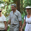 Tina, Toon and Margriet on the Trail