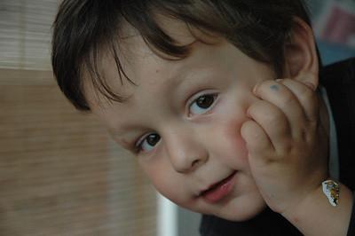 Matei, pozand, aprilie 2006, Texas