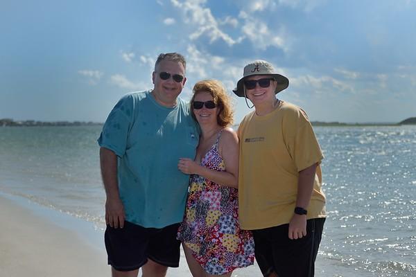 Topsail Beach Trip