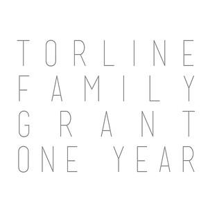 Torline Family: Grant 1 Year