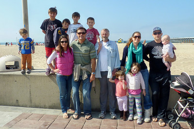 The Walshes of Manhattan Beach