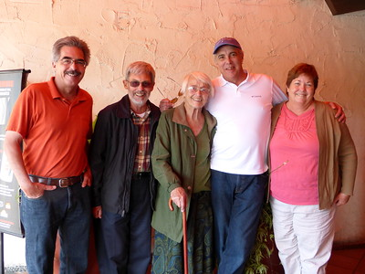 Torrance Visit --Jim home from Alaska--Jan. 15