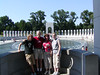 Sightseeing together in D.C.