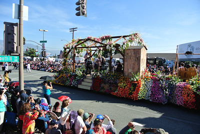 Tournament of Roses 2014