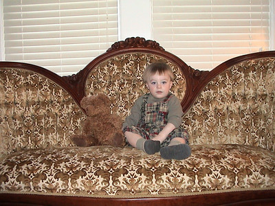 Townes 21 months