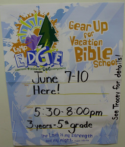 Tracey's Bible Camp
