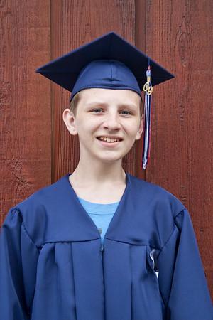 Dylan's Graduation 2009