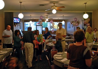 Tracy's Birthday Party
