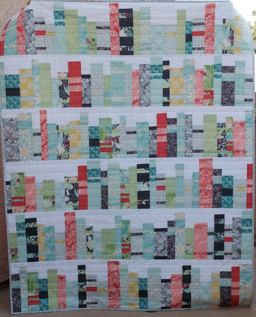 Mom Lap Quilt May 2016