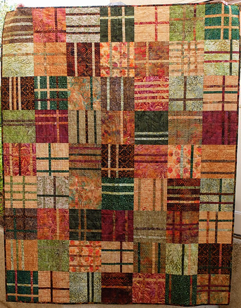 Colors of Zion Lap Quilt Aug 2016