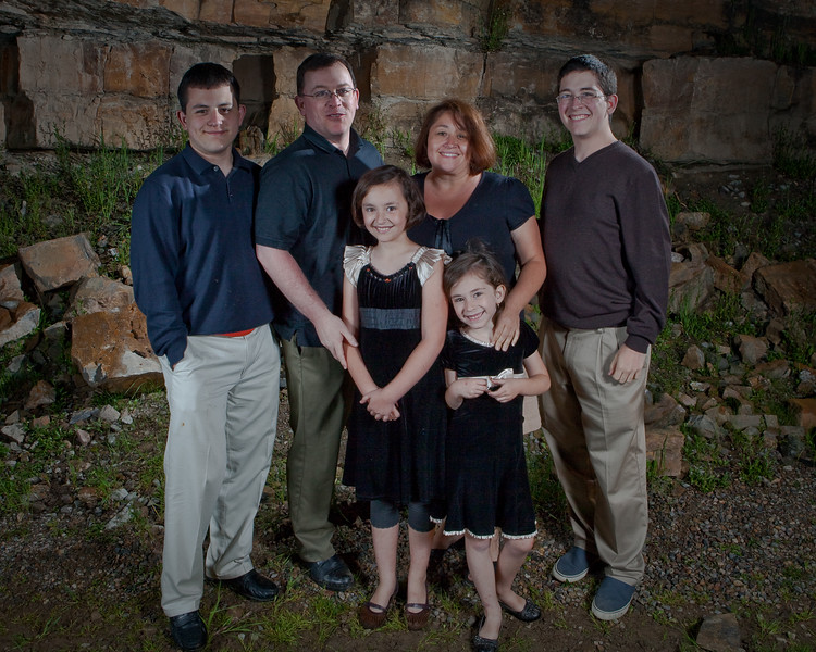 Family Photos from Colorada