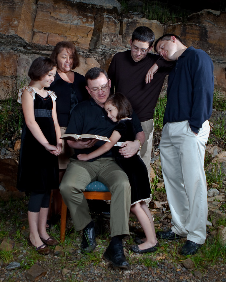 Family Photos from Colorada