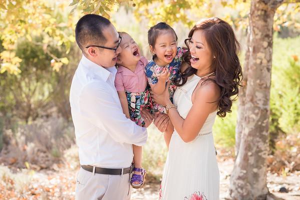 Tram & Michael Family!