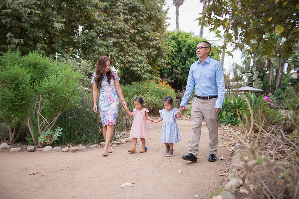 Tram, Michael, Kaley & Alison Family 11/12/17