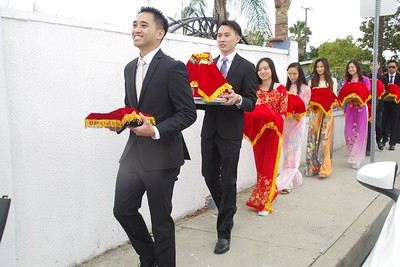 Priscinda and Vinh's Engagement Day