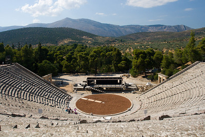 Theatre, Ancient Epidaurus
