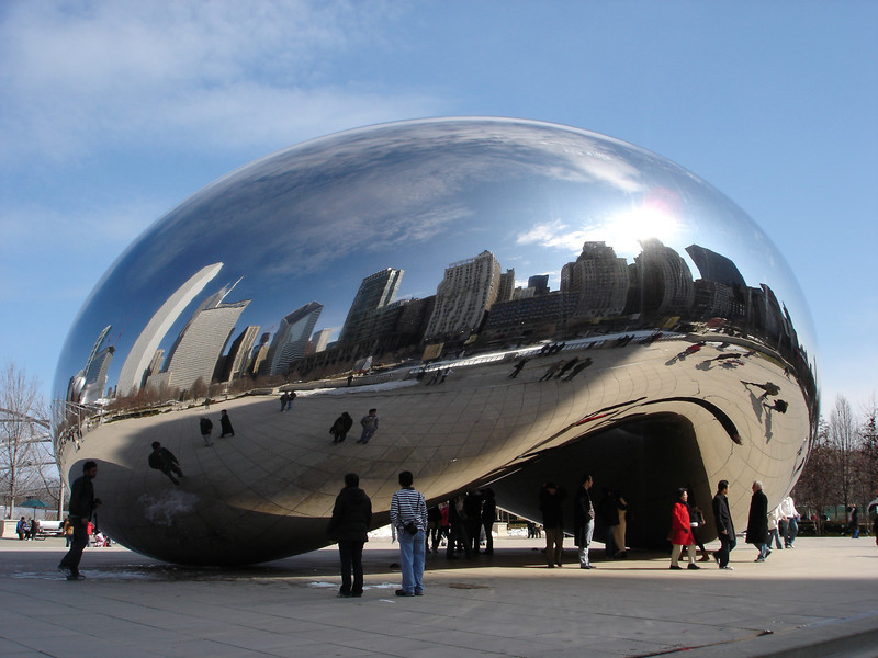 Cloud Gate, Milennium Park