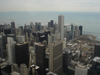 """Loop"" from Sears Tower"