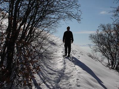 Bonneville Shoreline Trail