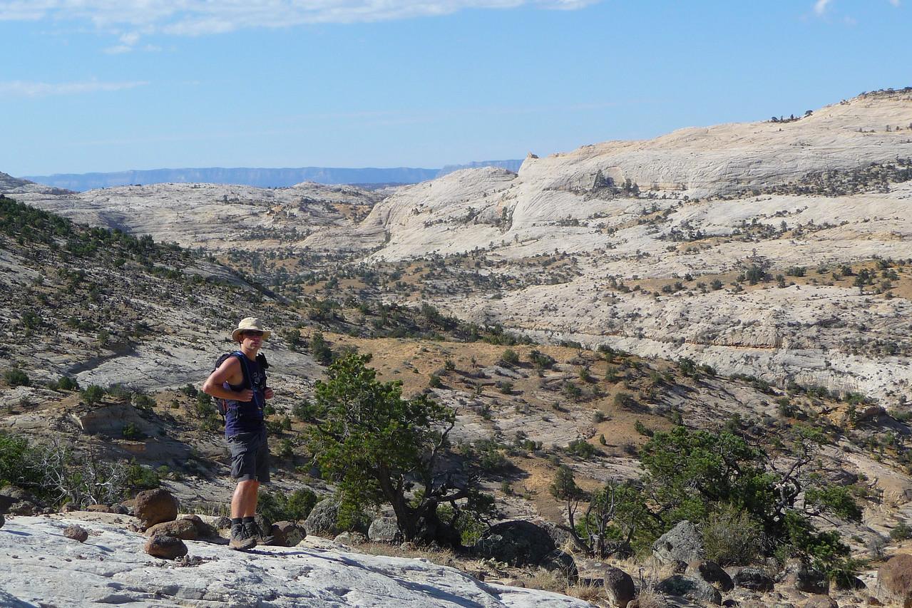 "Trail to ""Upper Calf Creek Falls"""