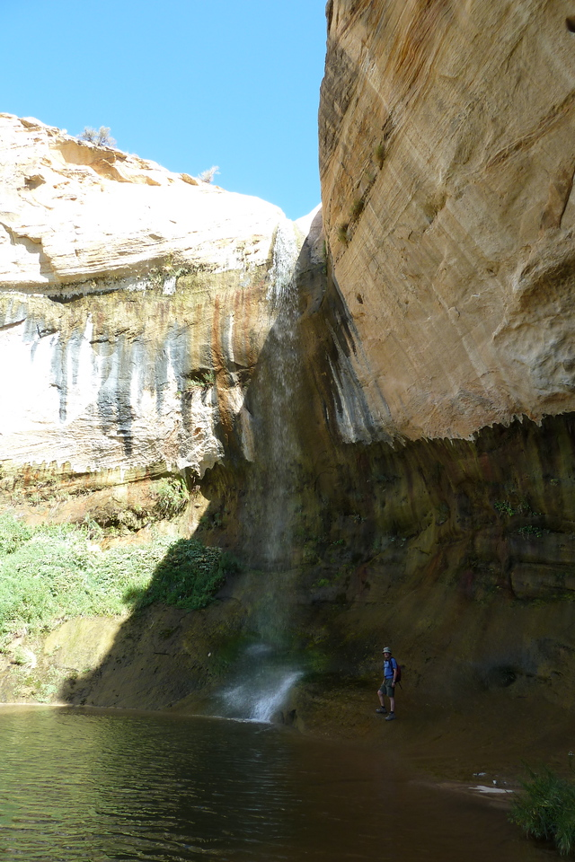 """Upper Calf Creek Falls"""
