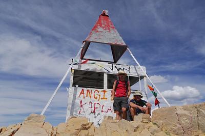 Climbing Timpanogos