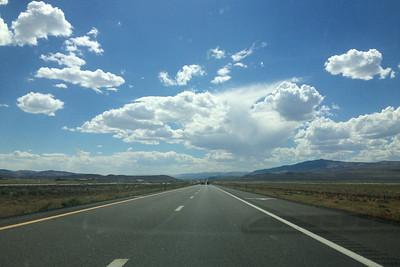 I-80 West, Nevada