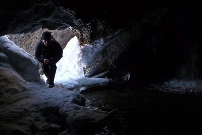 Donut Falls Cave