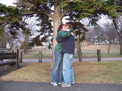 Marriage Proposal, April 5, 2006
