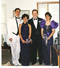 NICE Tux Chris, you dork!  WE agreed on WHITE!!!