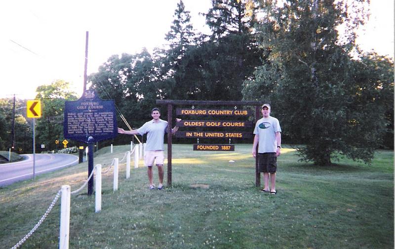 Todd L. and Me <br /> Foxburg, PA