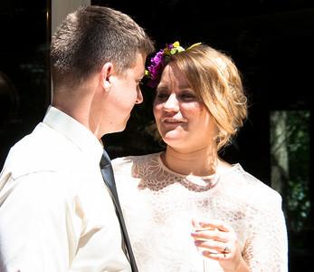 Trevor & Miranda Wedding