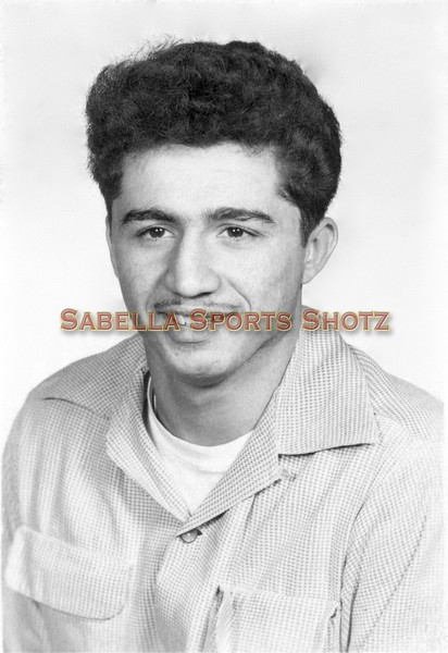 My father in his youth.  Believed to be a school picture from when he attended St. Joseph's Catholic School