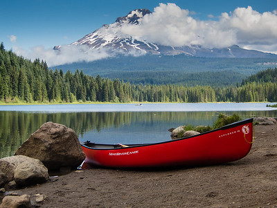 Trillium Lake, Mt. Hood National Forest
