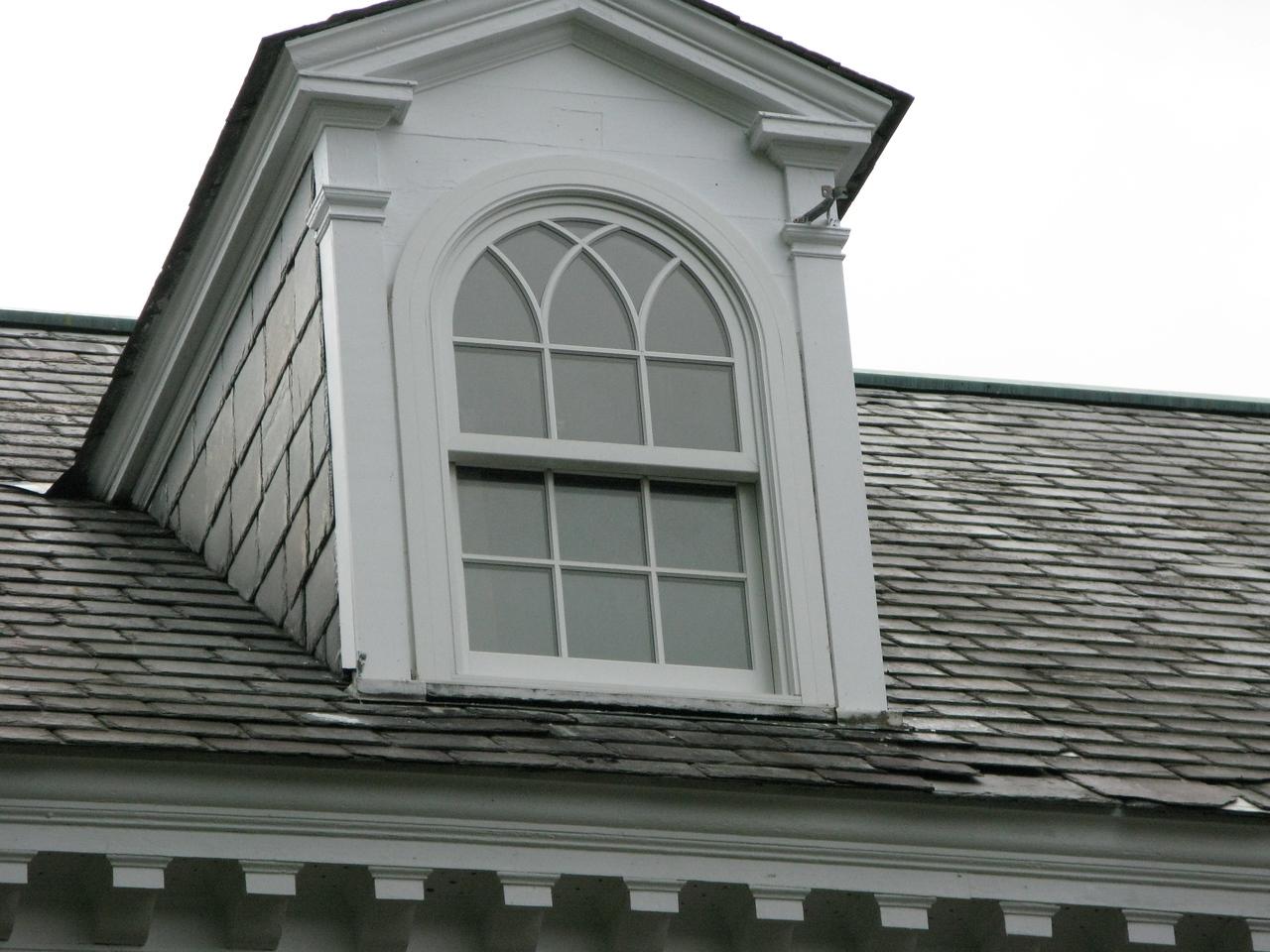 The Tabbard, My Rear Window